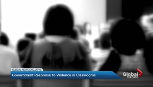 Ontario education minister outlines plan to address classroom violence